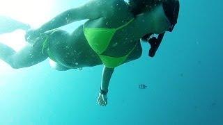 "skindiving 008 ""Cape Maeda"" (2014)"