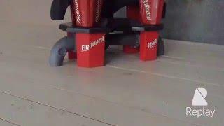 Flyboard - шаги по ступеням эволюции.  Продажа, прокат, шоу, обучение.  Aquabor ru