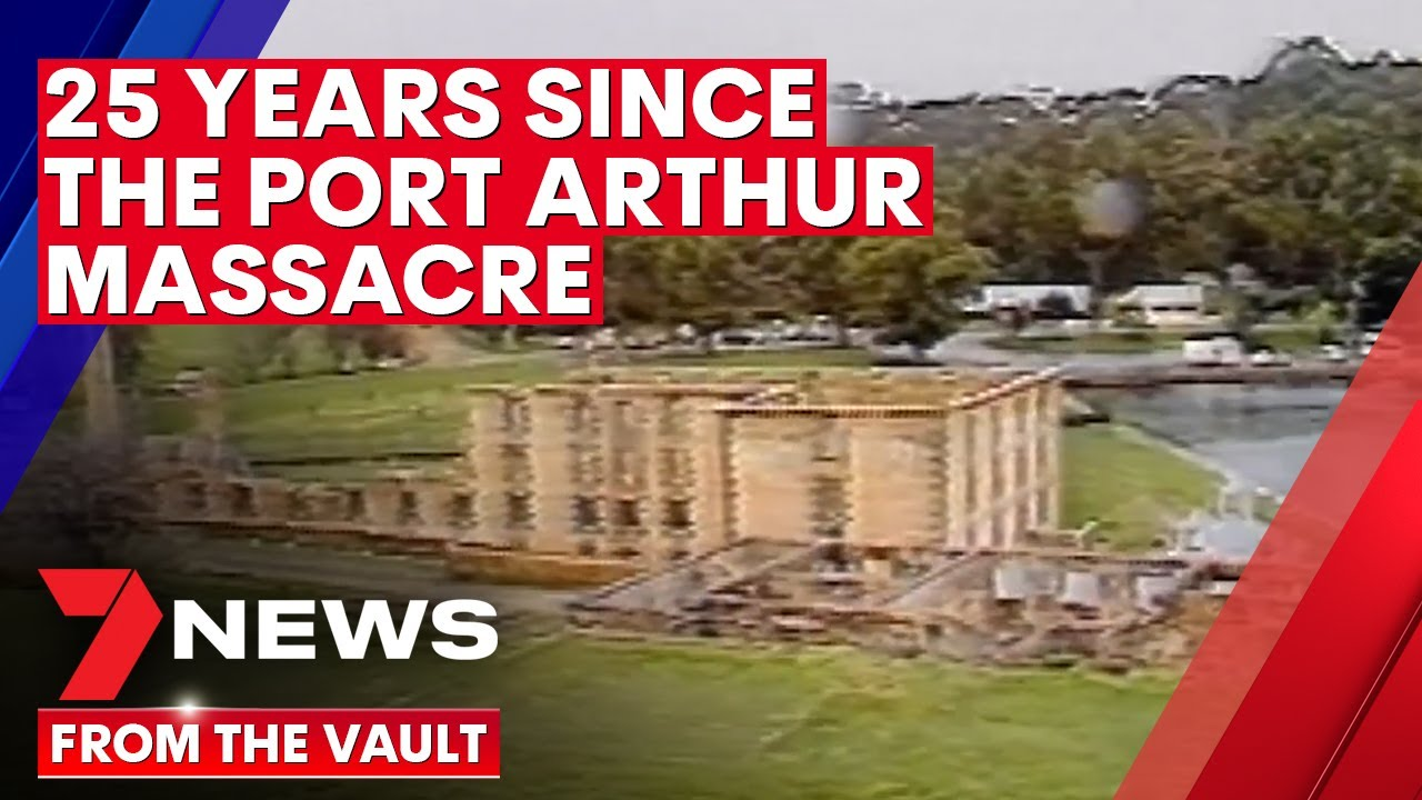 From The Vault: Port Arthur massacre coverage from 1996 | 7NEWS