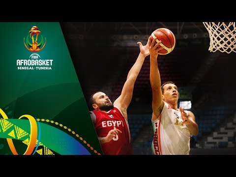 Morocco v Egypt - Full Game - Quarter-Final - FIBA AfroBasket 2017