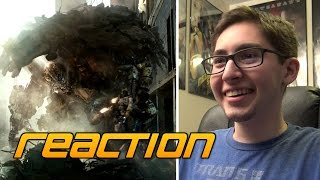 Transformers The Last Knight Canopy Clip Reaction - Kids' Choice Awards