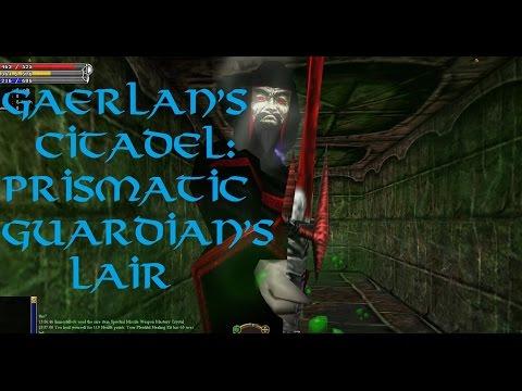 Asheron's Call Gameplay Ep. 12: Gaerlan's Citadel Uber (Part 1)  – Prismatic Guardian Lair