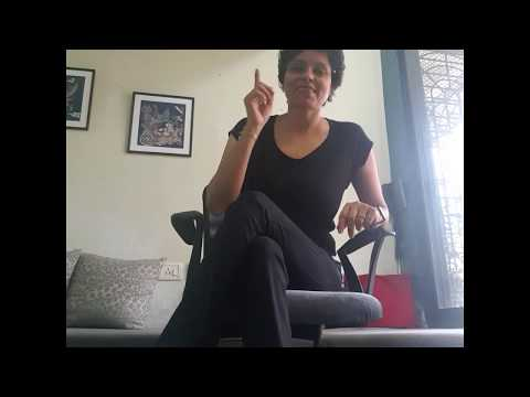 Reduce your waist size and settle your stress levels :office stretch( English)