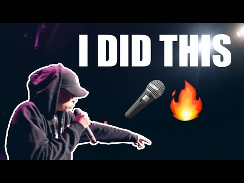 I PERFORMED NF NO NAME FOR THE TALENT SHOW!! *this Happened*