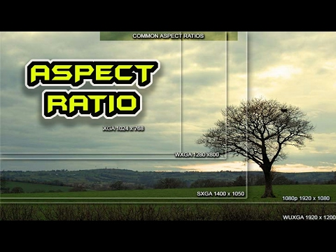 Aspect Ratio Explained in Tamil - Cinematography