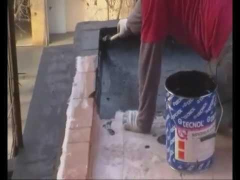Tecnol pintura asf ltica impermeabilizante y l mina - Pintura impermeabilizante sika ...