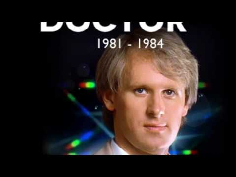 Why I love the fifth doctor