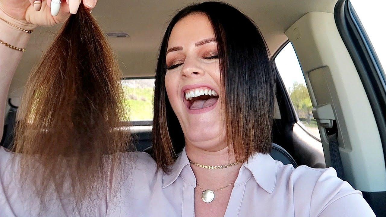 Major Mommy Haircut Youtube