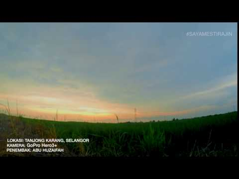 TIME LAPSE | Tanjong Karang Selangor Malaysia