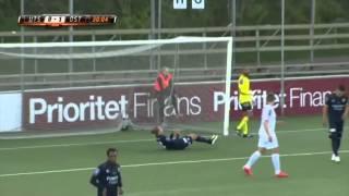 Utsiktens BK - Östersunds FK 0-2 Highlights 2015