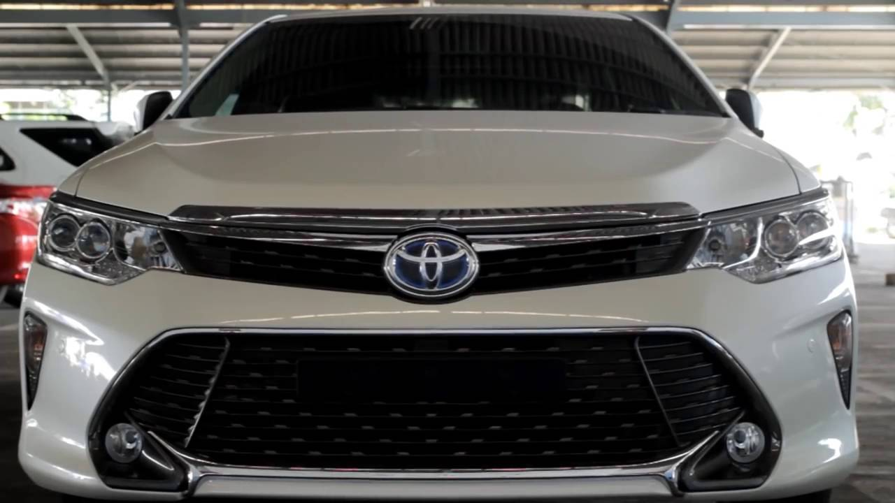 All New Camry Harga Ukuran Mobil Grand Avanza Toyota Jakartatoyota Net Youtube