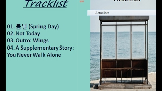 Album 방탄소년단 BTS You Never Walk Alone