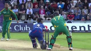 2nd ODI: England vs South Africa 2012 HD full highlights