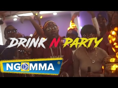 Noti Flow - Drink and Party ft. Lofe, Genre, Keysha Brown (Official Music Video)