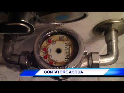 Contatore acqua youtube for Taroccare contatore gas