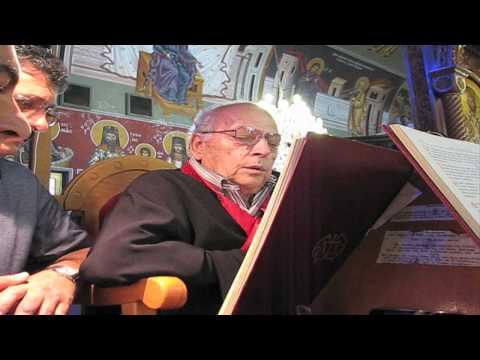 Andreas Tsangaras Byzantine Music