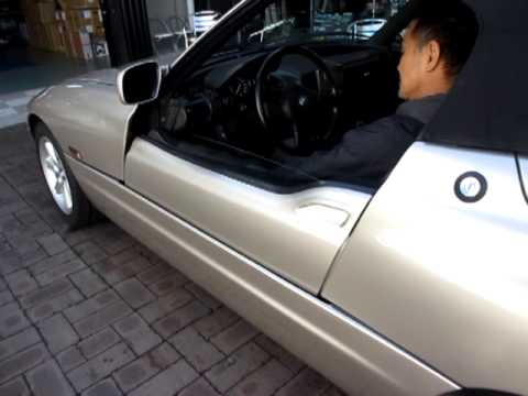 bmw z1 door youtube. Black Bedroom Furniture Sets. Home Design Ideas