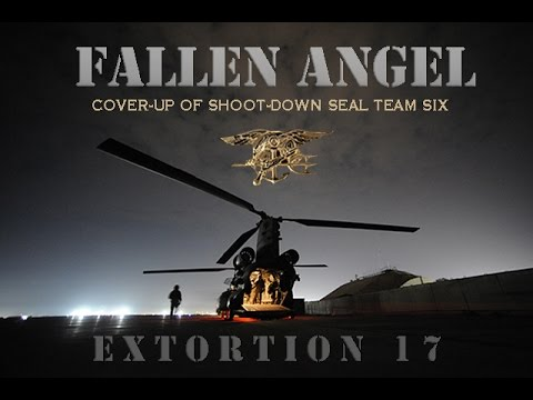 SEAL TEAM SIX - EXTORTION 17 COVER UP