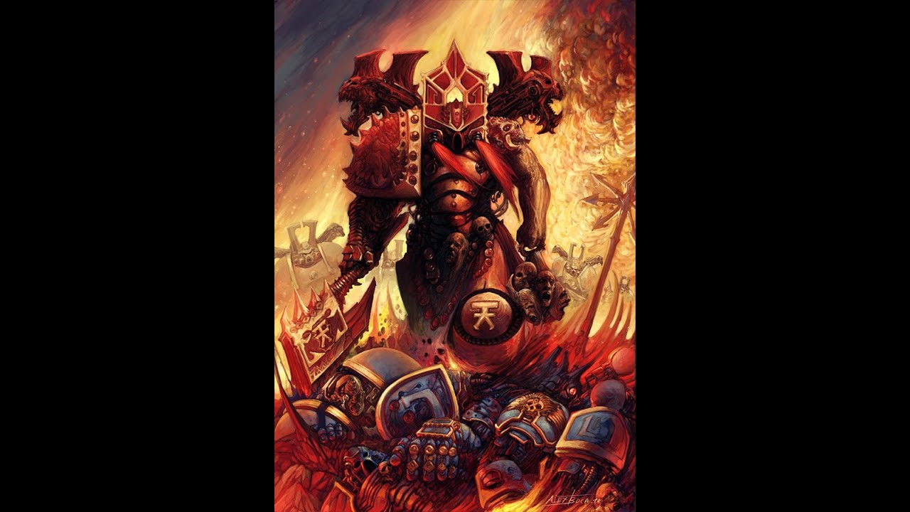 Khorne Berzerkers Tribute - YouTube