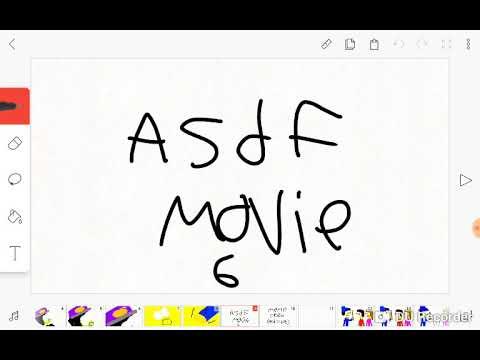 Asdf Movie 6 (meme Crew Edition)(animation)