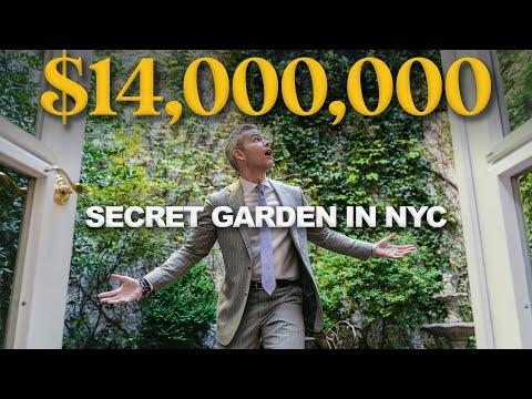 I FOUND NEW YORK'S SECRET GARDEN