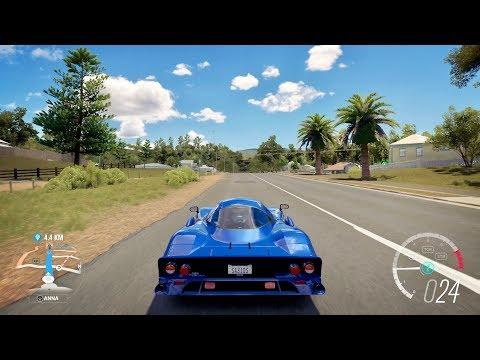 Forza Horizon 3 Nissan R390
