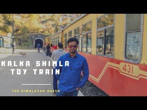 Kalka Shimla Toy Train | Himalayan Queen