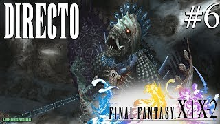 Final Fantasy X HD Remaster - Directo 6# Español - Guía 100% - Zanarkand y Anima - Nintendo Switch