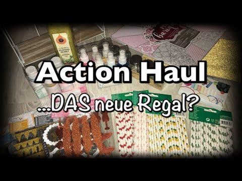 Action Haul (deutsch), neue Sticker, …DAS neue Regal?!, Scrapbook, DIY, basteln mit Papier