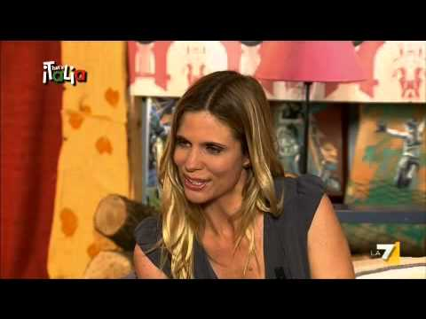 That's Italia - Filippa Lagerback intervista Giuseppe Cederna (14/07/2012)