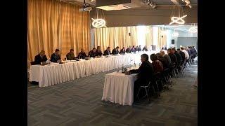 Скачать Первый замдиректора ФСБ России и глава 63 региона подвели итоги подготовки области к ЧМ 2018