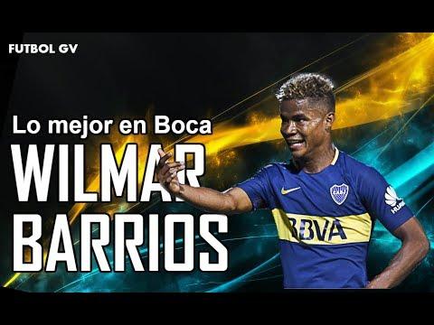 WILMAR BARRIOS - LO MEJOR EN BOCA