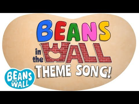 Beans in the Wall Theme Song | Kids Songs