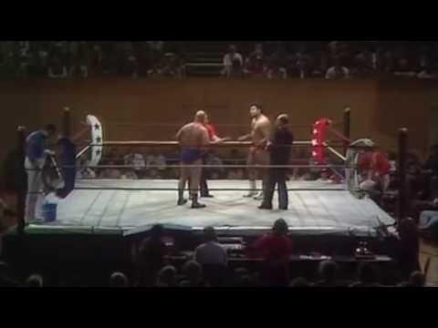 Tiger Dalibar Singh vs Terry Rudge