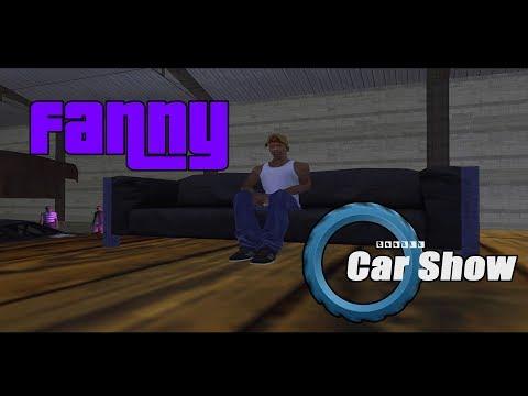 Fanny a jeho dvouválec - CarShow - Gta Multiplayer