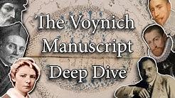 Deep Dive - The Voynich Manuscript Owners