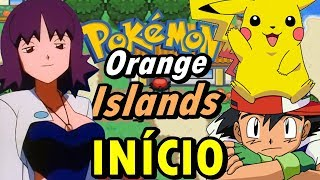 Pokemon Orange Islands (Detonado - Parte 1) - O Início