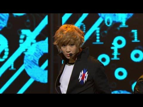 【TVPP】Taemin(SHINee) - ID:peace B, 태민(샤이니) - 아이디 피스 비 @ 2010 KMF Live