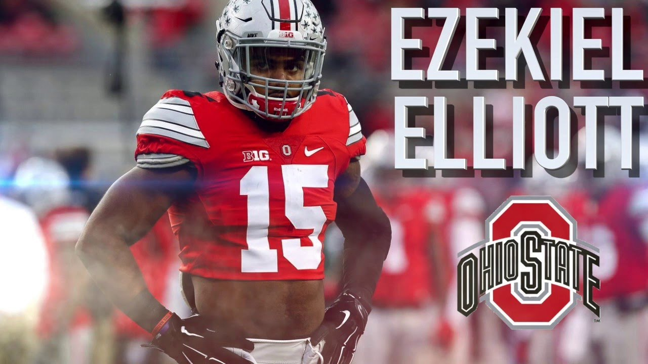 official photos 498ba 97cf1 Ezekiel Elliott || Welcome to Dallas || Official Ohio State Highlights