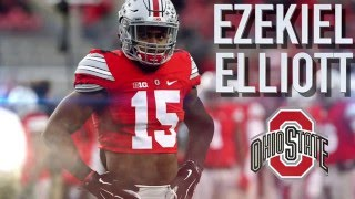 Ezekiel Elliott || Welcome to Dallas || Official Ohio State Highlights