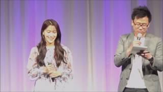 박규리(PARK GYU RI) 일본 팬클럽 창단식