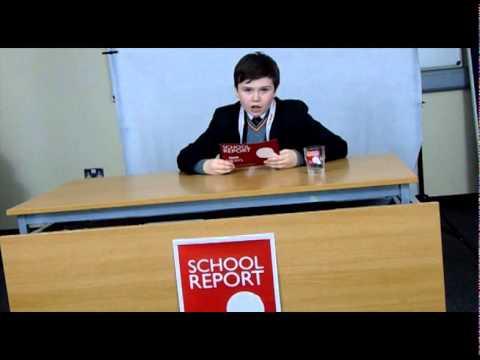 De La Salle Belfast BBC School Report 1 2015