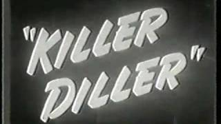 Killer Diller - The Four Congaroos