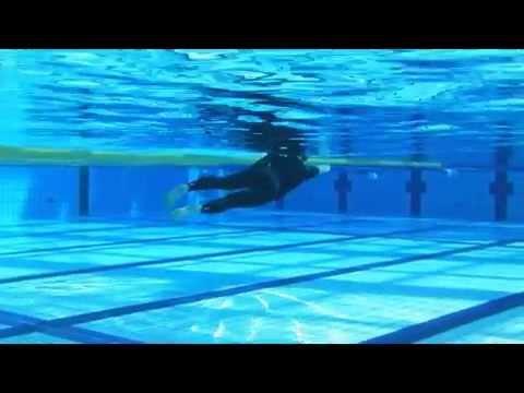 日本古式泳法 練習方法 09 横泳...