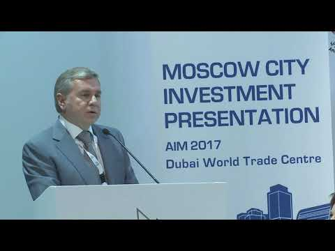 Annual Investment Meeting - Country Presentation Moscow, Russia