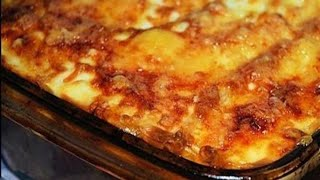 Greek Pastitsio - Delicious Comfort!
