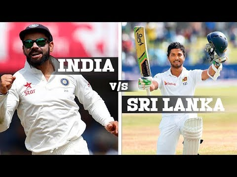 INDIA VS SRI LANKA FIRST TEST REVIEW | ALL UPDATES | WATCH CRICKET