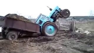 Сельский тракторист | Тракторист от Бога 80 УРОВЕНЯ с места на ДЫБЫ!!!