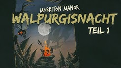 Pen and Paper - Morriton Manor: Walpurgisnacht | Teil 1 des Detektiv-Abenteuers