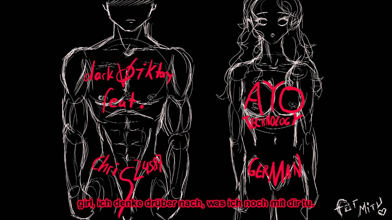 Ayo Technology (GERMAN VERSION) [darkviktory feat. Chris24587]